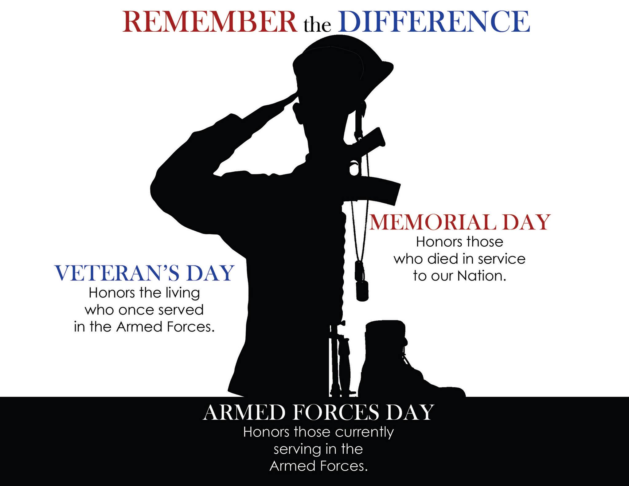 Memorial Day - Moment of Silence