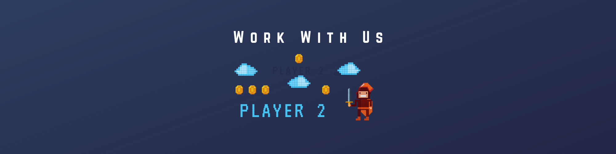 be our player 2