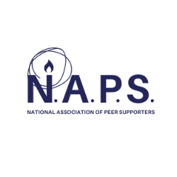 national association of peer supporters logo